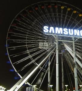 Avisos Samsung – Bogotá