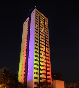 Fachada Hotel Barranquilla Plaza (HBP)