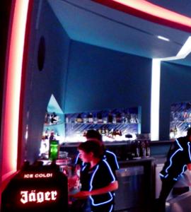 Wingz Underground Bar – Bogotá